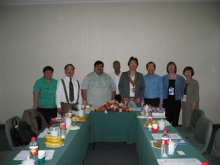 AASP Board of Directors' Meeting in Beijing, China in June 2004.